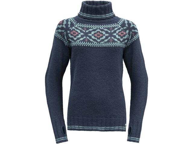Devold Ona Round Sweat-Shirt Femme, vintage